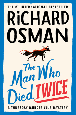 Cover of The Man Who Died Twice