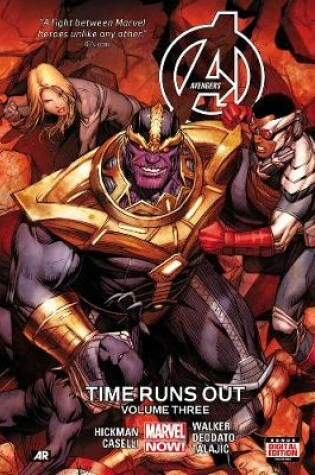 Cover of Avengers: Time Runs Out Volume 3