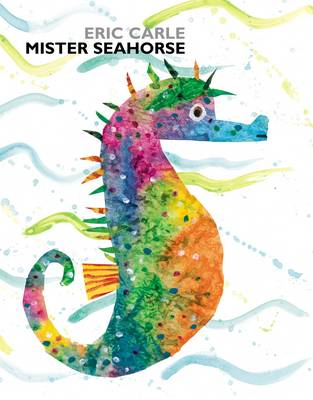 Cover of Mister Seahorse