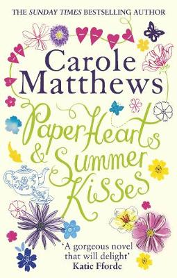 Cover of Paper Hearts and Summer Kisses