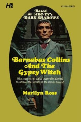 Cover of Dark Shadows the Complete Paperback Library Reprint Book 15
