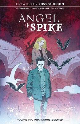 Cover of Angel & Spike Vol. 2