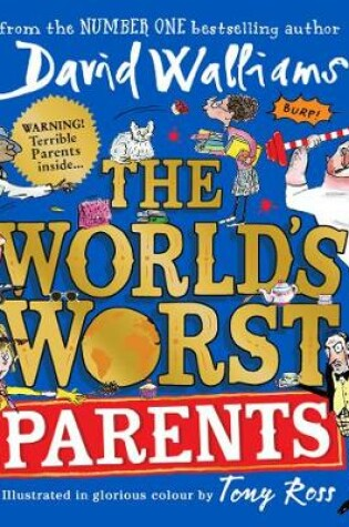 Cover of The World's Worst Parents