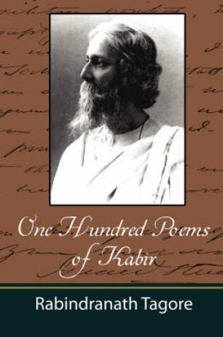 Cover of One Hundred Poems of Kabir - Tagore