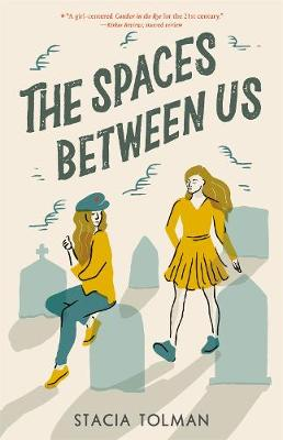 Cover of The Spaces Between Us