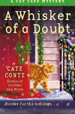 Cover of A Whisker of a Doubt