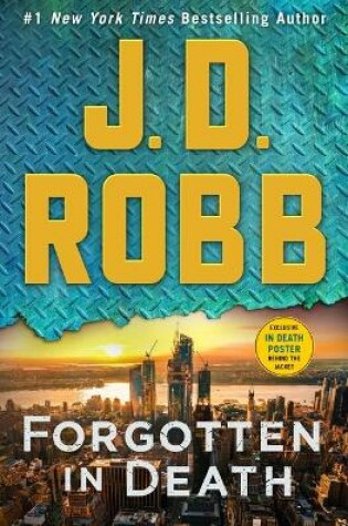 Cover of Forgotten in Death