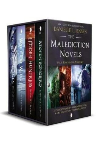 Cover of The Malediction Novels Boxed Set
