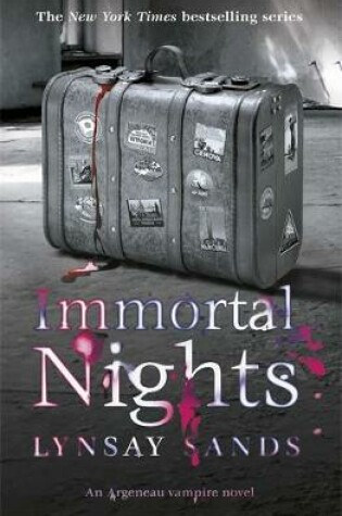 Cover of Immortal Nights