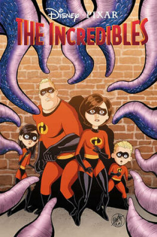 Cover of The Incredibles; Revenge from Below