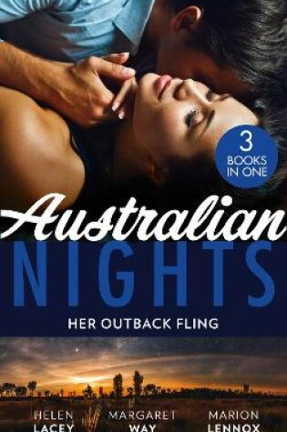 Cover of Australian Nights: Her Outback Fling