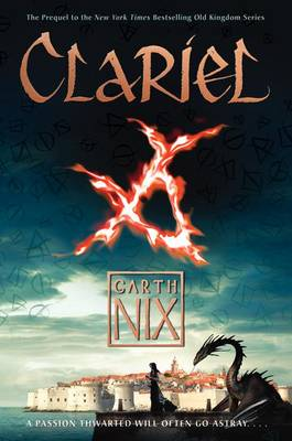 Cover of Clariel