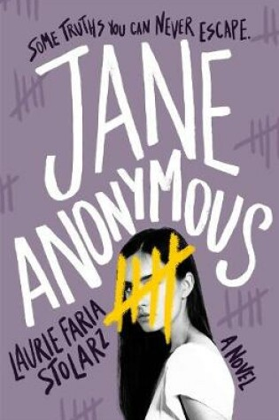 Cover of Jane Anonymous