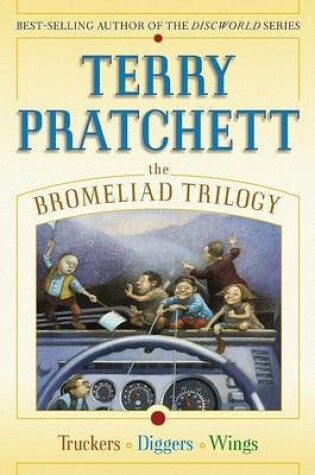 Cover of The Bromeliad Trilogy