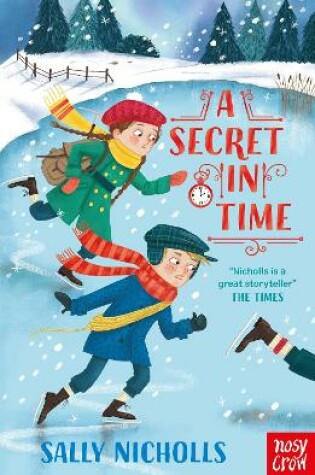 Cover of A Secret in Time