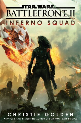 Cover of Battlefront II: Inferno Squad (Star Wars)