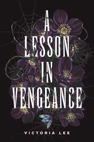 Cover of A Lesson in Vengeance