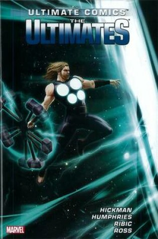 Cover of Ultimate Comics Ultimates By Jonathan Hickman - Vol. 2
