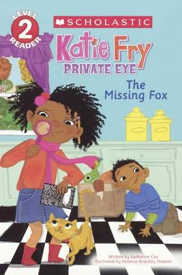 Cover of Missing Fox