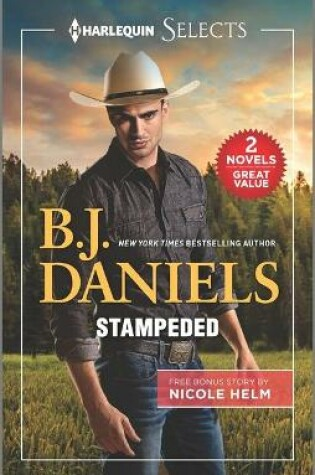 Cover of Stampeded and Stone Cold Christmas Ranger