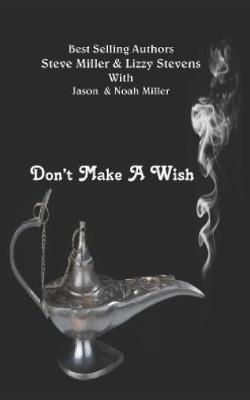 Cover of Don't Make A Wish