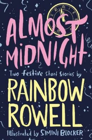 Cover of Almost Midnight: Two Festive Short Stories