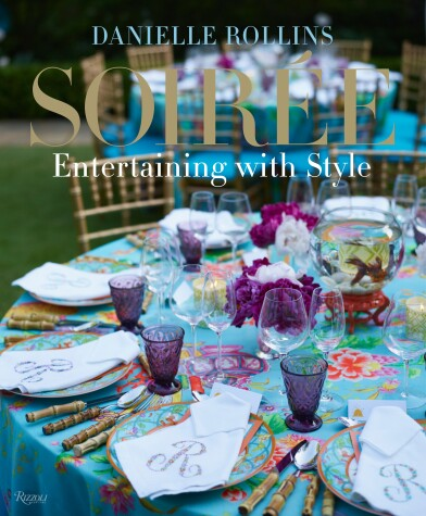 Book cover for Soiree