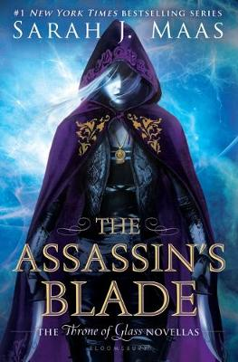 Book cover for The Assassin's Blade