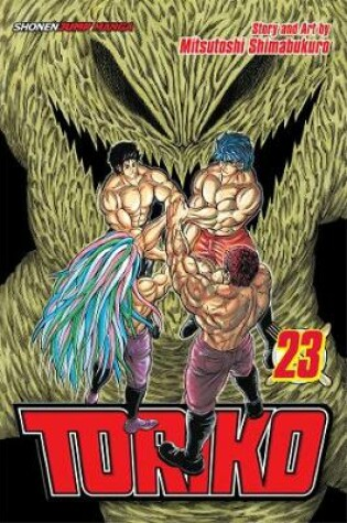 Cover of Toriko, Vol. 23