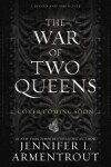 Book cover for The War of Two Queens