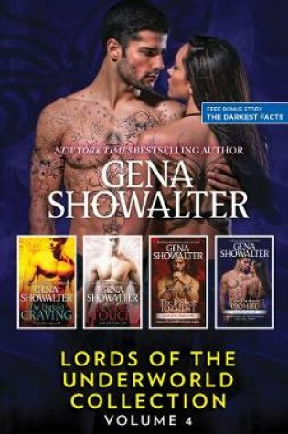Cover of Lords Of The Underworld Bundle #4/The Darkest Craving/The Darkest Touch/The Darkest Torment/The Darkest Promise