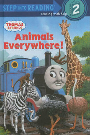 Cover of Animals Everywhere!