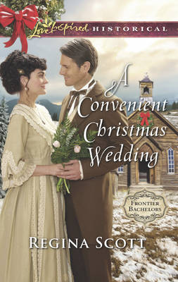 Cover of A Convenient Christmas Wedding