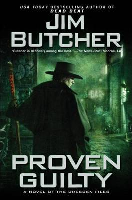 Cover of Proven Guilty