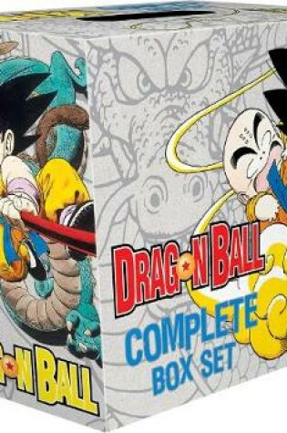 Cover of Dragon Ball Complete Box Set