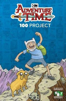 Cover of Adventure Time 100 Project