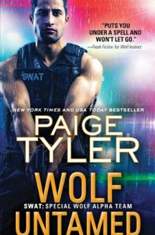 Cover of Wolf Untamed