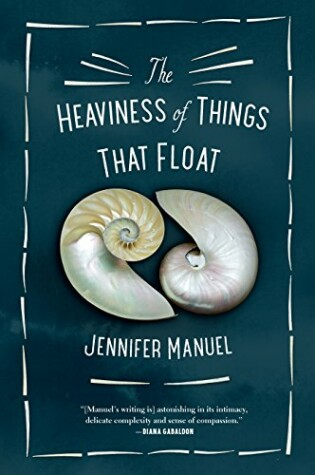 Cover of The Heaviness of Things That Float