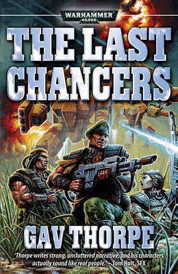 Cover of The Last Chancers
