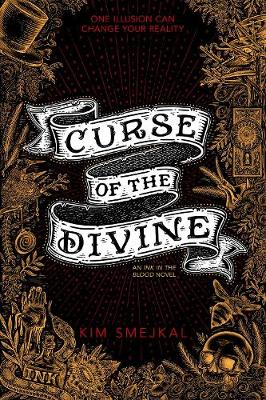 Cover of Curse of the Divine