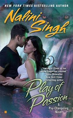 Cover of Play of Passion
