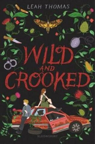 Cover of Wild and Crooked