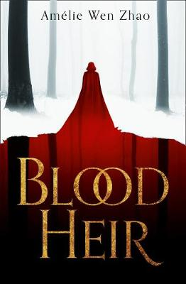 Book cover for Blood Heir