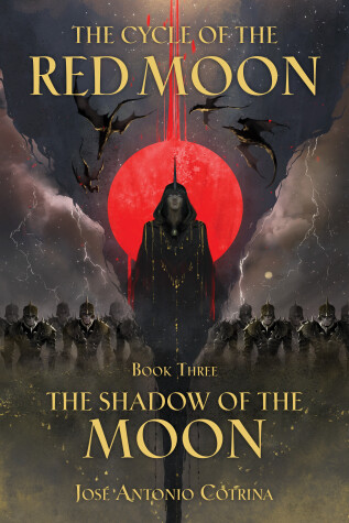 Cover of The Shadow of the Moon