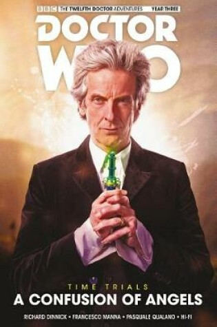 Cover of Doctor Who: The Twelfth Doctor: Time Trials Volume 3 - A Confusion of Angels