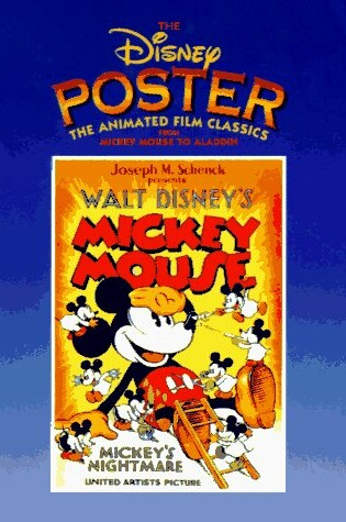 Cover of The Disney Mini Poster Book