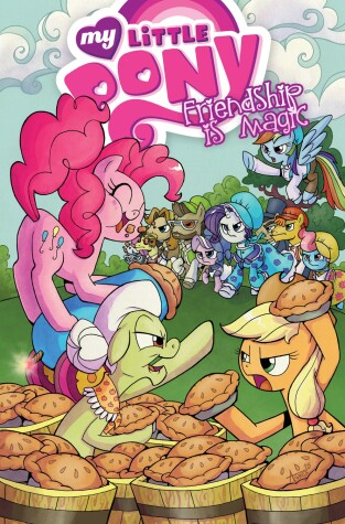 Cover of Friendship is Magic Volume 8