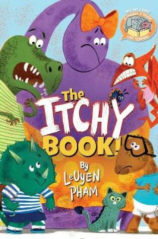 Cover of The Itchy Book (elephant & Piggie Like Reading )