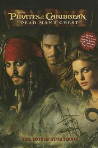 Cover of Pirates of the Caribbean: Dead Man's Chest - The Movie Storybook