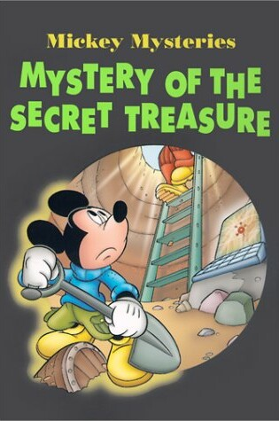 Cover of Mystery of the Secret Treasure - Book #2